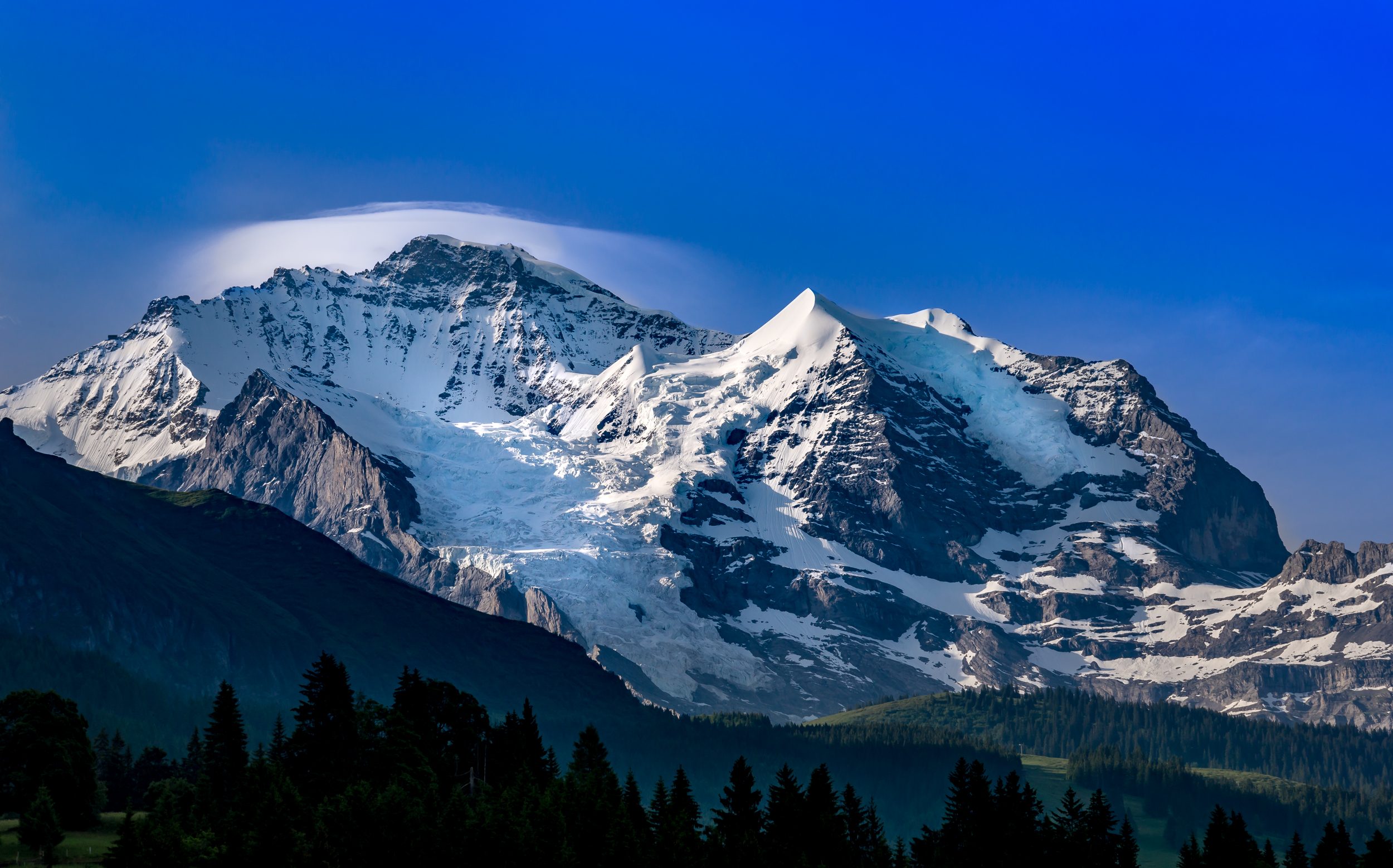 Jungfrau Region of Switzerland